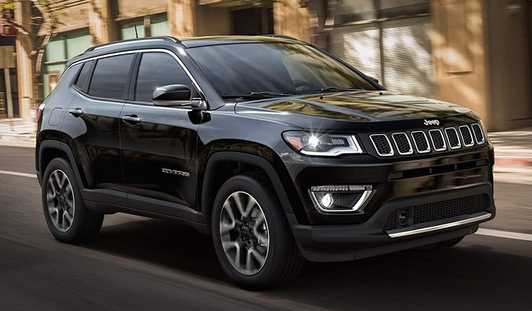 New 2018 Jeep Compass Crestview FL