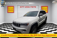Used 2017 Jeep Grand Cherokee Limited SUV For Sale in Brooklyn, NY