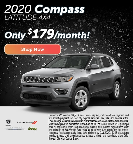 2020 Compass Lease