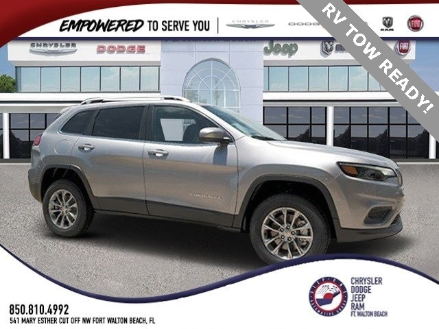 Featured new vehicles 2019 Jeep Cherokee LATITUDE PLUS 4X4 Sport Utility for sale near you in Fort Walton Beach, FL
