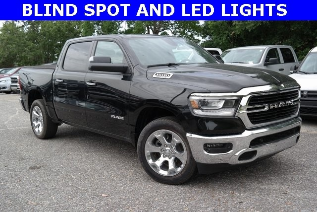 Featured new vehicles 2019 Ram All-New 1500 BIG HORN / LONE STAR CREW CAB 4X2 5'7 BOX Crew Cab for sale near you in Fort Walton Beach, FL