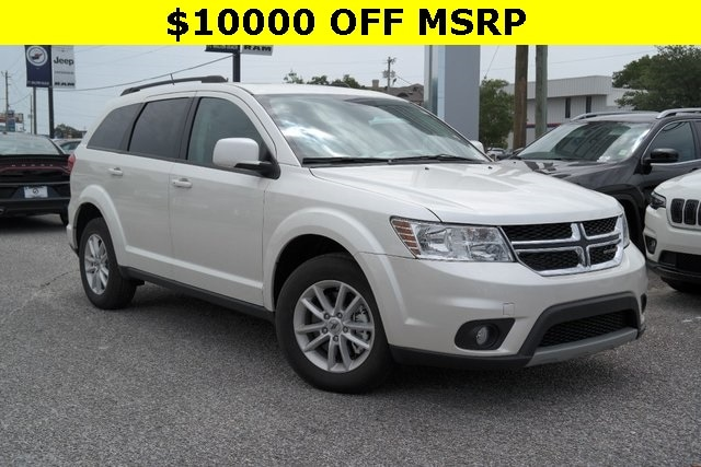 Featured new vehicles 2018 Dodge Journey SXT Sport Utility for sale near you in Fort Walton Beach, FL