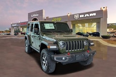 New 2020 Jeep Wrangler UNLIMITED RUBICON 4X4 Sport Utility Corpus Christi