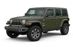 New 2020 Jeep Wrangler UNLIMITED SAHARA 4X4 Sport Utility Corpus Christi