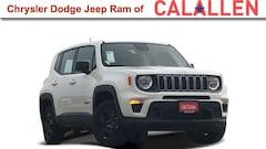 New 2019 Jeep Renegade SPORT 4X4 Sport Utility Corpus Christi