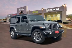 New 2018 Jeep Wrangler UNLIMITED SAHARA 4X4 Sport Utility Corpus Christi