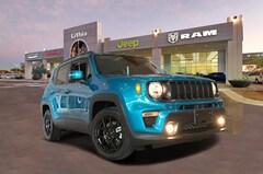 New 2020 Jeep Renegade ALTITUDE FWD Sport Utility Corpus Christi
