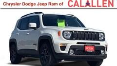 New 2019 Jeep Renegade ALTITUDE FWD Sport Utility Corpus Christi