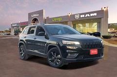 New 2020 Jeep Cherokee ALTITUDE FWD Sport Utility Corpus Christi