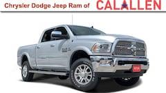 New 2018 Ram 2500 LARAMIE CREW CAB 4X4 6'4 BOX Crew Cab Corpus Christi