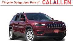 New 2019 Jeep Cherokee LATITUDE FWD Sport Utility Corpus Christi