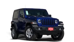 New 2018 Jeep Wrangler SPORT S 4X4 Sport Utility Corpus Christi