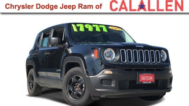 2015 Jeep Renegade Sport FWD SUV