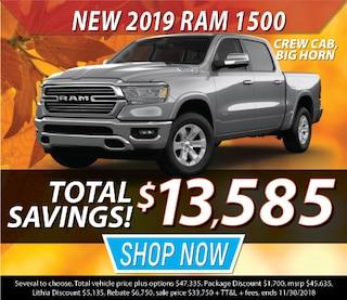 2019 1500 Special