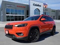 New 2021 Jeep Cherokee ALTITUDE FWD Sport Utility Corpus Christi
