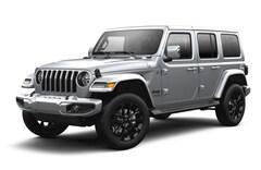 New 2021 Jeep Wrangler UNLIMITED HIGH ALTITUDE 4X4 Sport Utility Corpus Christi