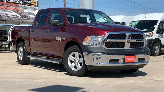 Used 2018 Ram 1500 Tradesman Truck Crew Cab Corpus Christi, TX
