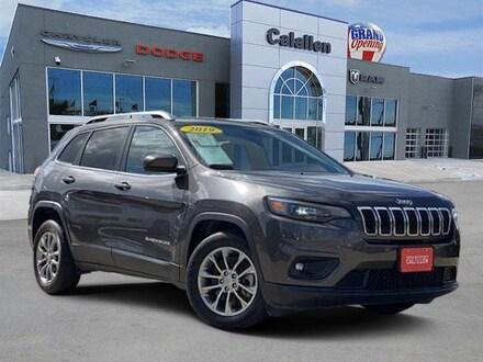 2019 Jeep Cherokee Latitude Plus FWD SUV