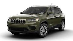 New 2021 Jeep Cherokee LATITUDE FWD Sport Utility Corpus Christi