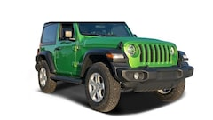 New 2020 Jeep Wrangler SPORT S 4X4 Sport Utility Corpus Christi