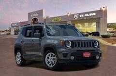 New 2020 Jeep Renegade LATITUDE FWD Sport Utility Corpus Christi