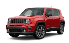 New 2020 Jeep Renegade JEEPSTER FWD Sport Utility Corpus Christi