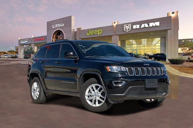 2018 Jeep Grand Cherokee Laredo RWD SUV
