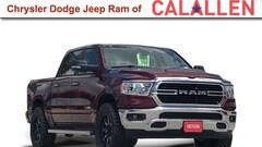 2019 Ram All-New 1500 BIG HORN / LONE STAR CREW CAB 4X4 5'7 BOX Crew Cab