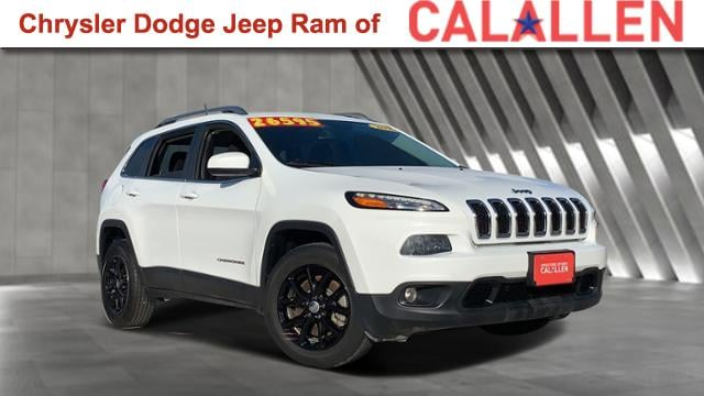 Used Car Dealers Corpus Christi >> Used Jeep Cherokee Suv In Corpus Christi Chrysler Dodge