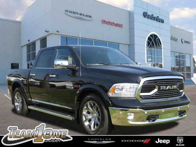 New  2018 Ram 1500 LIMITED CREW CAB 4X4 5'7 BOX Crew Cab For Sale/Lease Gadsden, AL