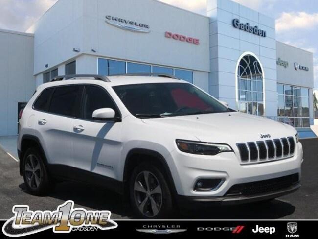 New  2019 Jeep Cherokee LIMITED FWD Sport Utility For Sale/Lease Gadsden, AL
