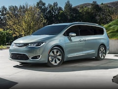 2020 Chrysler Pacifica Hybrid Limited Hybrid Limited FWD