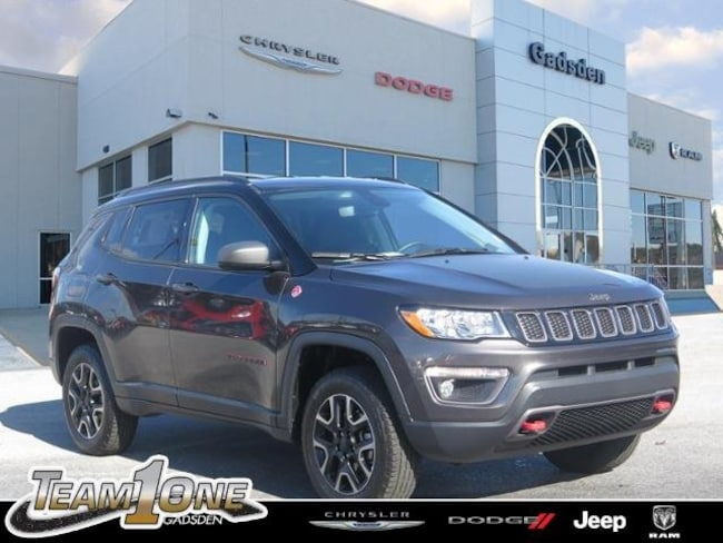 New  2018 Jeep Compass TRAILHAWK 4X4 Sport Utility For Sale/Lease Gadsden, AL