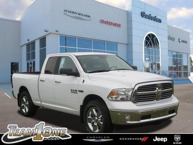 New  2018 Ram 1500 BIG HORN QUAD CAB 4X2 6'4 BOX Quad Cab For Sale/Lease Gadsden, AL