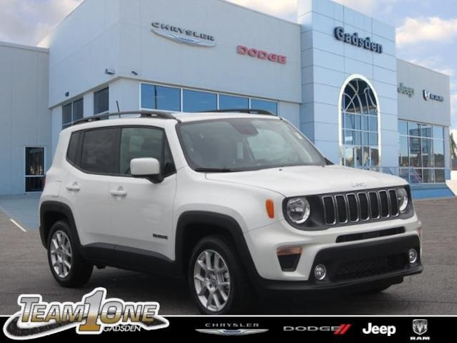 New  2019 Jeep Renegade LATITUDE 4X2 Sport Utility For Sale/Lease Gadsden, AL