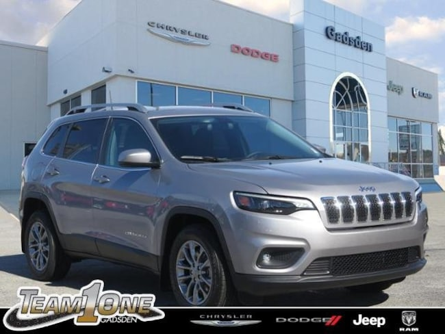 New  2019 Jeep Cherokee LATITUDE PLUS FWD Sport Utility For Sale/Lease Gadsden, AL
