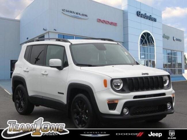 New  2019 Jeep Renegade ALTITUDE 4X2 Sport Utility For Sale/Lease Gadsden, AL