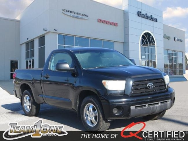 2007 Toyota Tundra Base V6 Truck Regular Cab