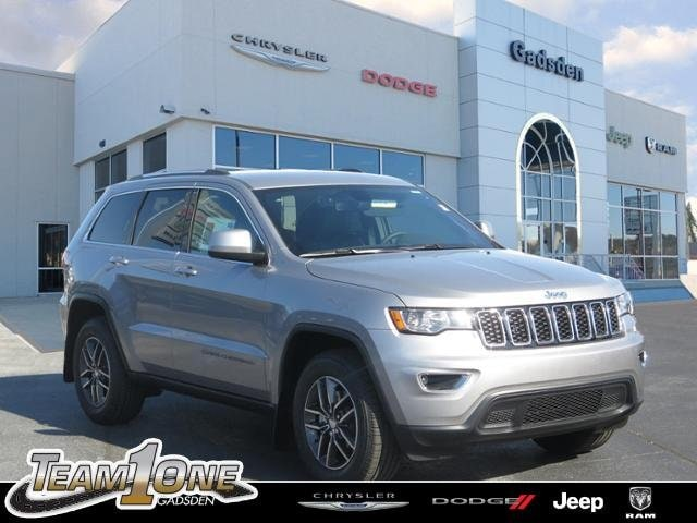 New 2018 Jeep Grand Cherokee LAREDO E 4X2 Sport Utility For Sale/Lease  Gadsden,
