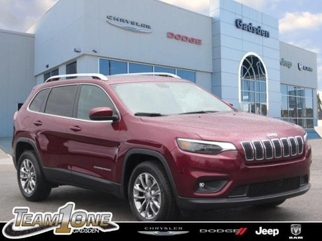 New  2019 Jeep Cherokee LATITUDE PLUS FWD Sport Utility For Sale/Lease Gadsden, AL