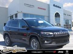 2019 Jeep Cherokee LATITUDE PLUS FWD Sport Utility 1C4PJLLB3KD387522