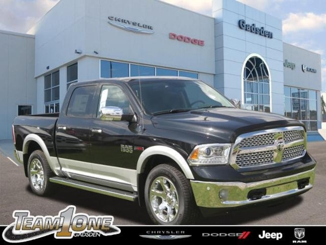 New  2018 Ram 1500 LARAMIE CREW CAB 4X4 5'7 BOX Crew Cab For Sale/Lease Gadsden, AL