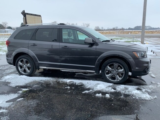 Used 2016 Dodge Journey Crossroad SUV for sale in Hoopeston, IL