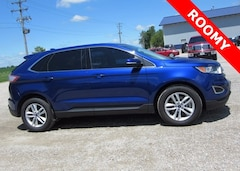 Used 2015 Ford Edge SEL SUV 2FMTK4J93FBB90116 for sale in Hoopeston, IL