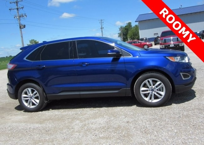 Used 2015 Ford Edge SEL SUV for sale in Hoopeston, IL