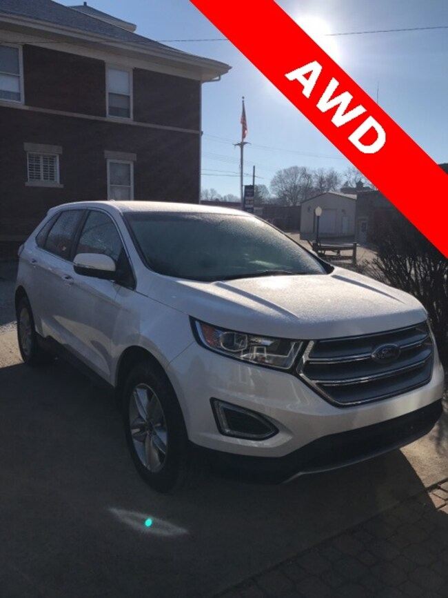 Used 2016 Ford Edge SEL SUV for sale in Hoopeston, IL
