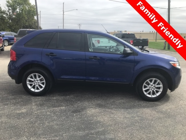Used 2013 Ford Edge SE SUV for sale in Hoopeston, IL