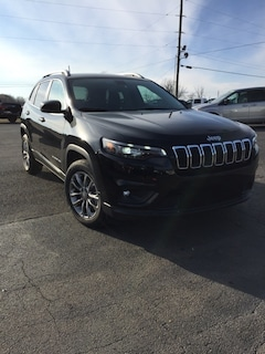 2019 Jeep Cherokee LATITUDE PLUS FWD Sport Utility Lawrenceburg, KY