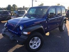2018 Jeep Wrangler UNLIMITED SPORT S 4X4 Sport Utility Lawrenceburg, KY