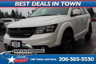 New 2018 Dodge Journey CROSSROAD AWD Sport Utility serving Tacoma